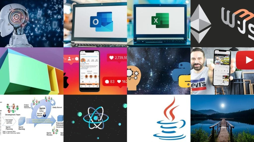 The screenshots of Udemy free coupon courses were captured on September 7, 2020