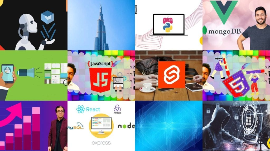 The screenshots of Udemy free coupon courses were captured on December 1, 2020